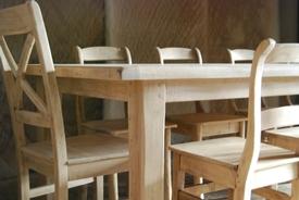 Tafels op maat arthur bours for Tweedehands tafels en stoelen